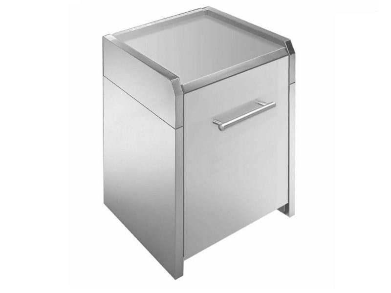 Stainless steel kitchen / dishwasher SINTESI | Dishwasher by Steel