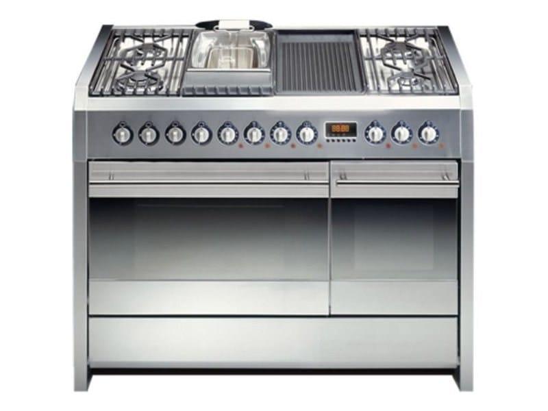 Stainless steel cooker SINTESI 120   Cooker by Steel