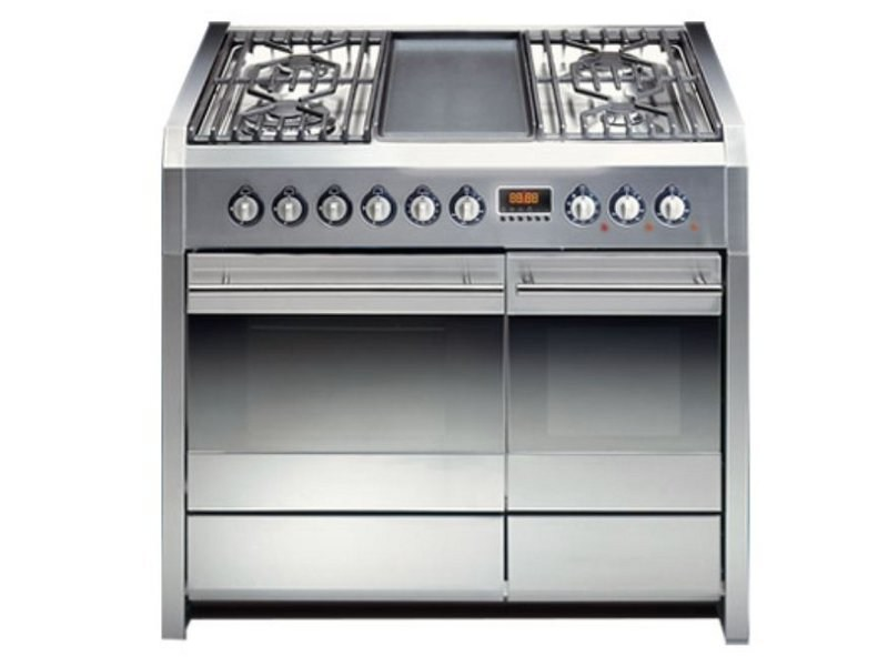 Stainless steel cooker SINTESI 100 by Steel