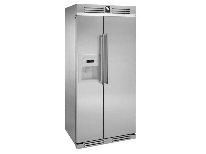 Amerikanischer Kühlschrank : Sintesi kühlschrank by steel