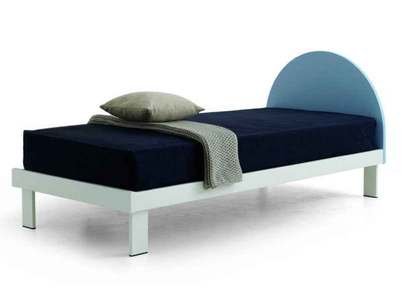 Single bed ONDA by Zalf