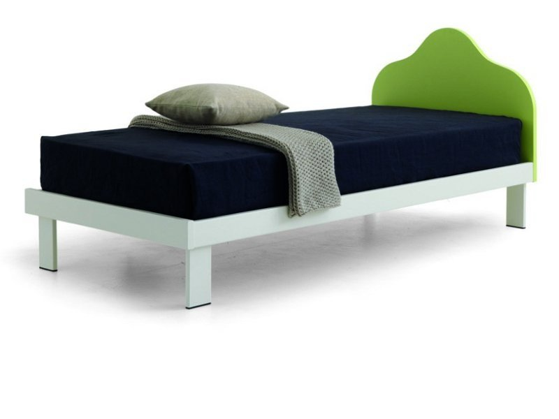 Single bed NUVOLA by Zalf