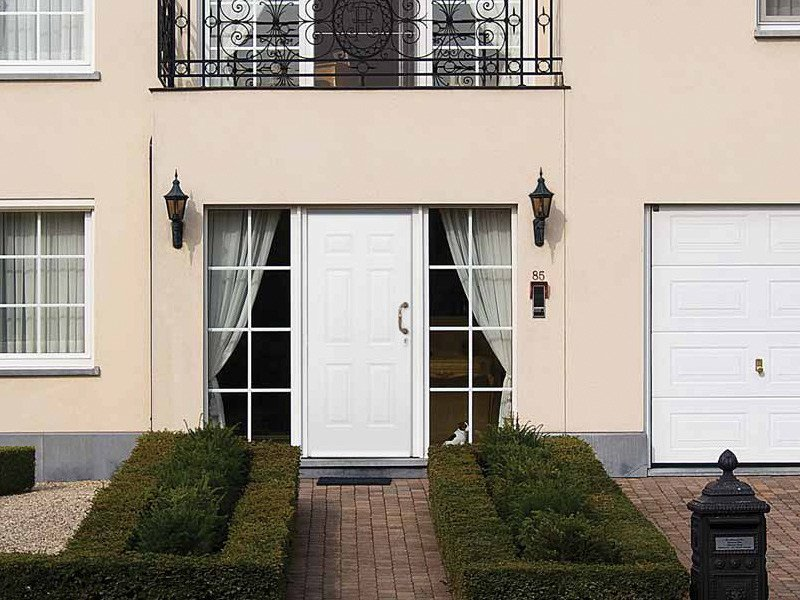 Exterior entry door ThermoPro by HÖRMANN ITALIA