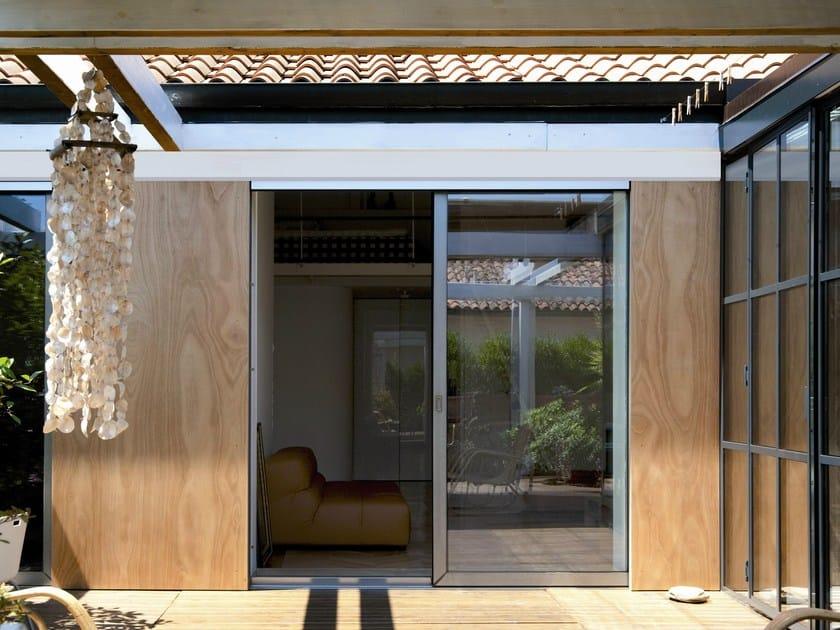 Porta-finestra a taglio termico alzante scorrevole ALZANTE SCORREVOLE MLS72 TT by Mogs