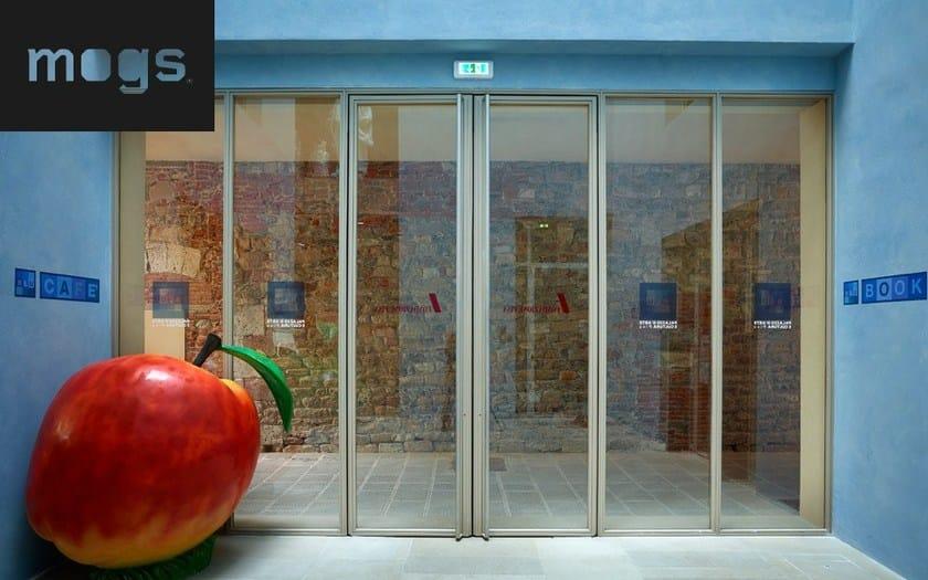 Porta-finestra in acciaio MOGS 65® STEEL | Porta-finestra by Mogs