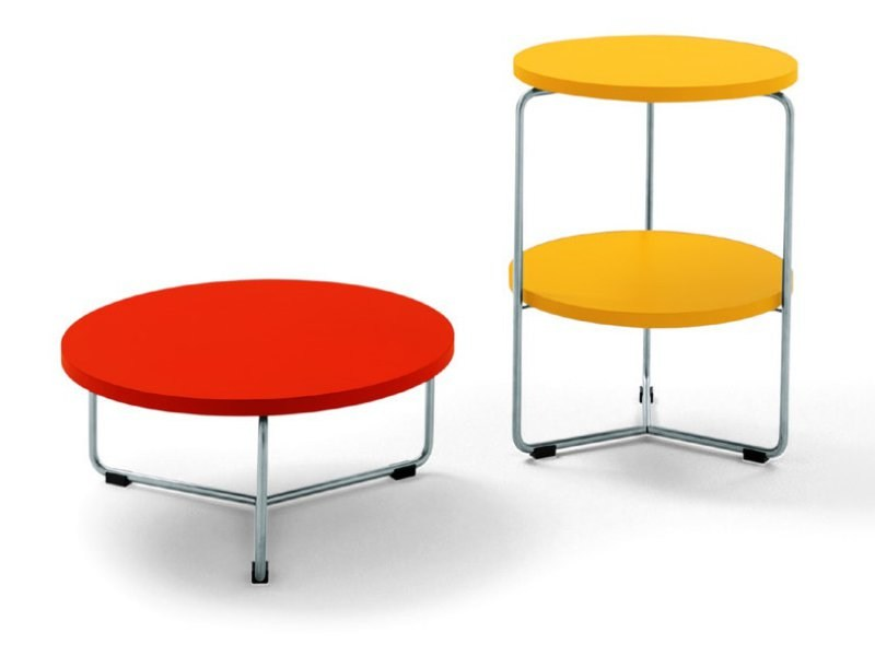 Round coffee table SKYLAB | Coffee table by Zalf