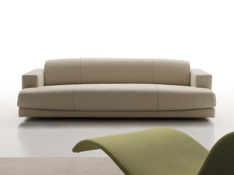 Sofa with removable cover LUCKY by Désirée divani