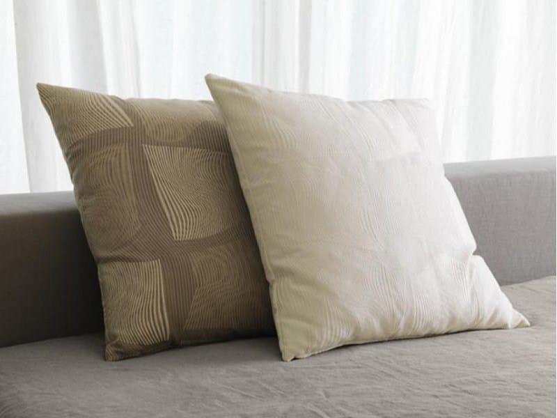 Fabric cushion PAPILLON by Désirée divani