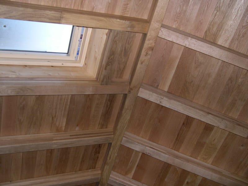 Copertura In Legno Isolata : Tetti in legno isolati con pacchetto traspirante arbor by