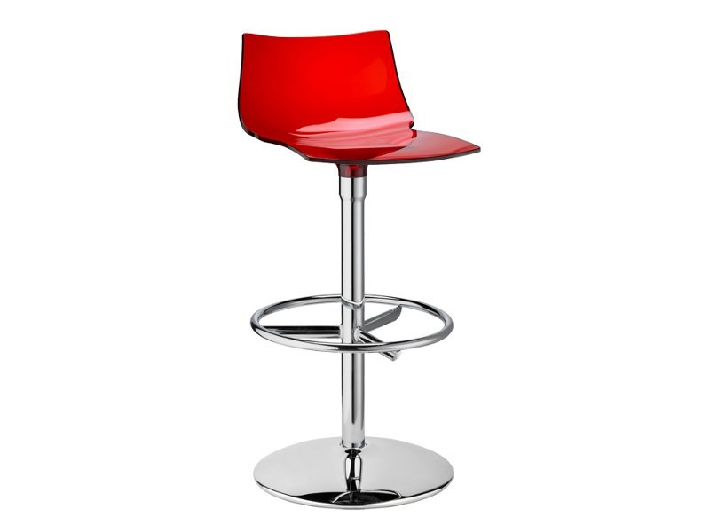 Swivel barstool DAY TWIST by SCAB DESIGN