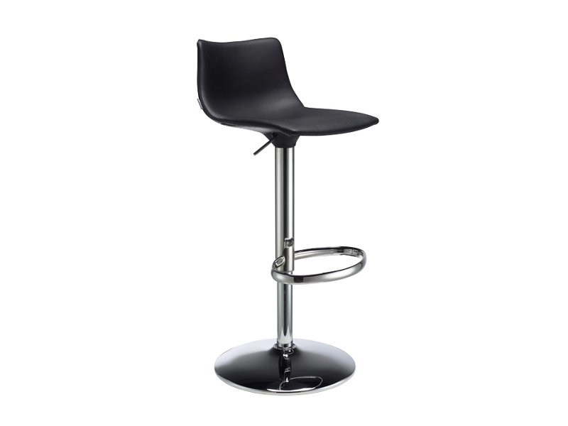 Height-adjustable swivel stool DAY UP POP by SCAB DESIGN