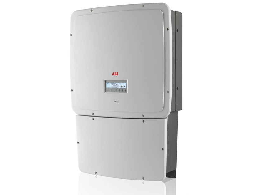 Three-phase Inverter for photovoltaic system TRIO-20.0-TL-OUTD by ABB