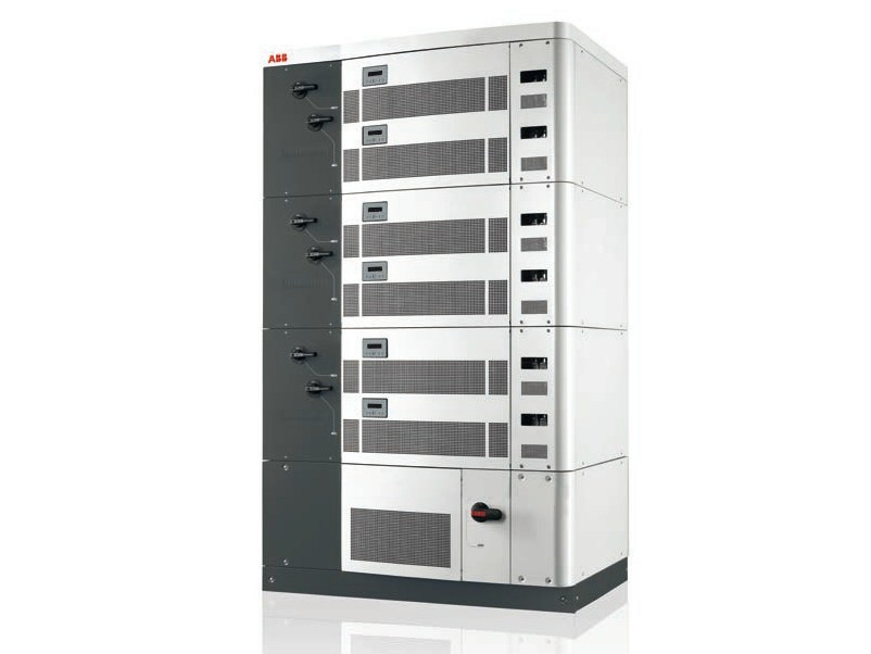 Three-phase Inverter for photovoltaic system PVI-200.0 by ABB