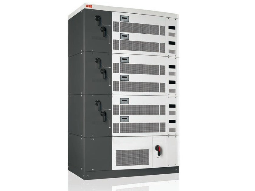 Three-phase Inverter for photovoltaic system PVI-267.0 by ABB
