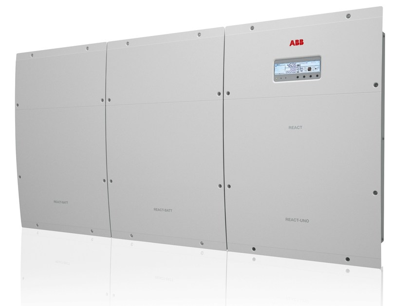 Inverter for photovoltaic system REACT-4.6-TL by ABB