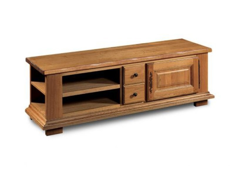 Wooden TV cabinet GIRONDE | TV cabinet by Domus Arte
