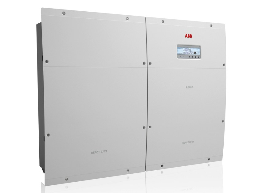 Inverter with integrated storage REACT-3.6-TL by ABB