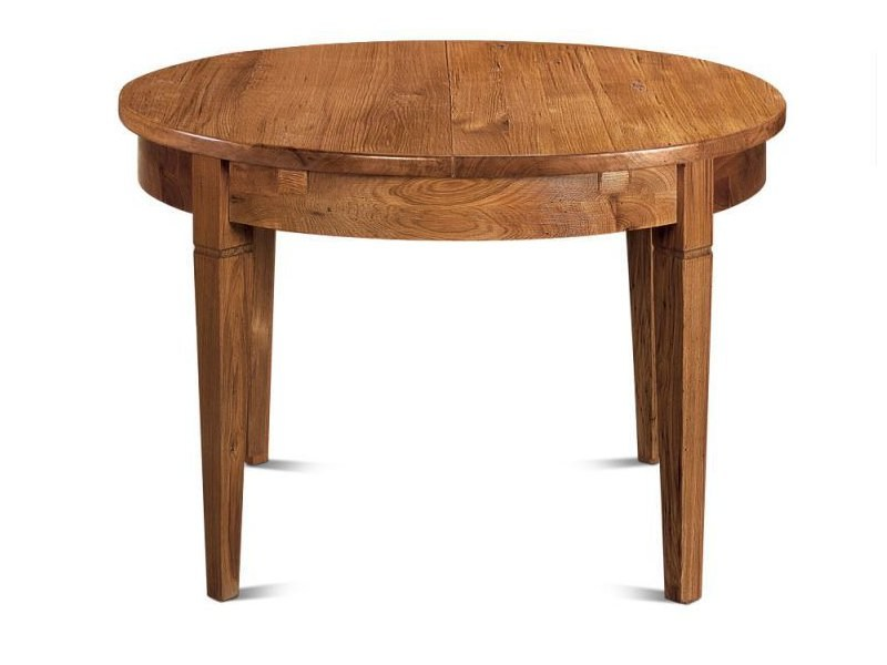Extending round table ARDECHE   Table by Domus Arte