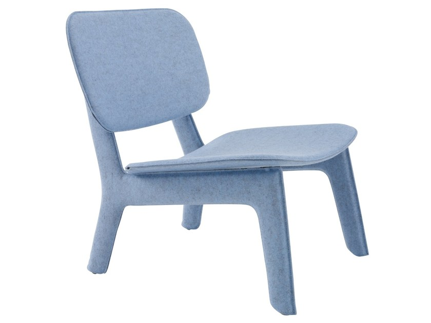 Felt easy chair FELT by Ligne Roset