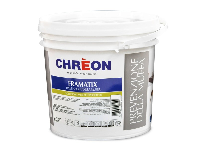 Anti-mould paint FRAMATIX | Anti-mould paint by Chrèon Lechler