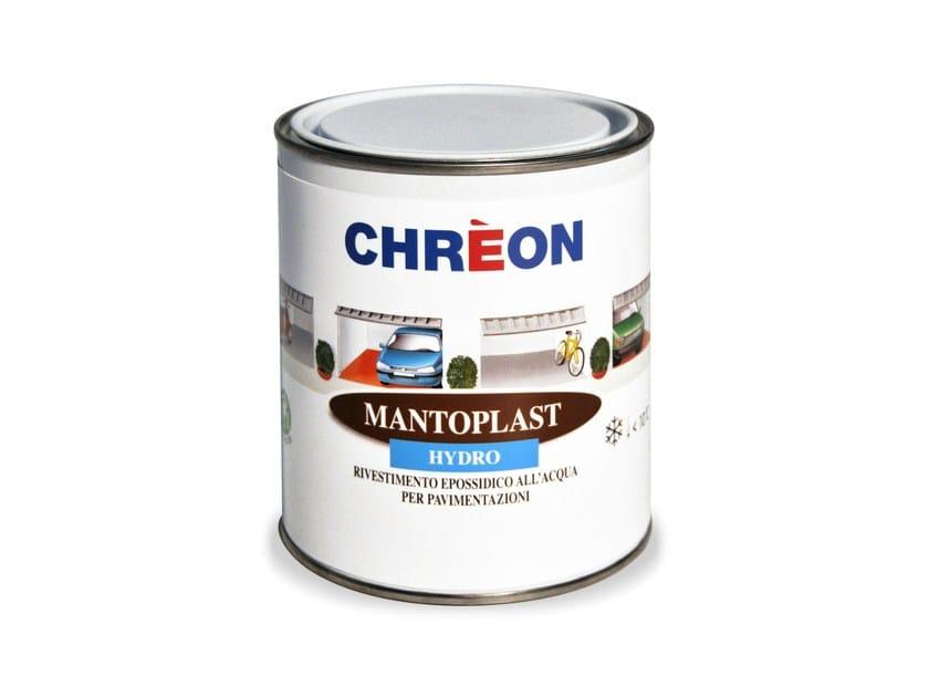 Enamel / Flooring protection MANTOPLAST HYDRO by Chrèon Lechler