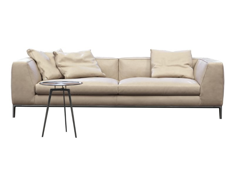 Leather sofa CLOUD | Sofa by ALIVAR