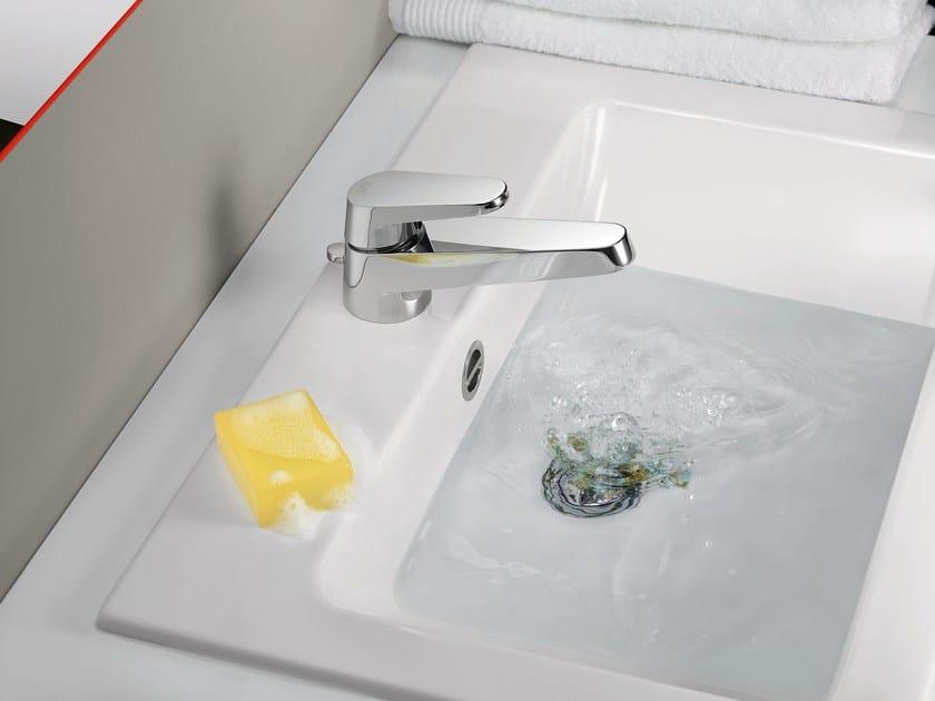 SELV Miscelatore per lavabo con piletta