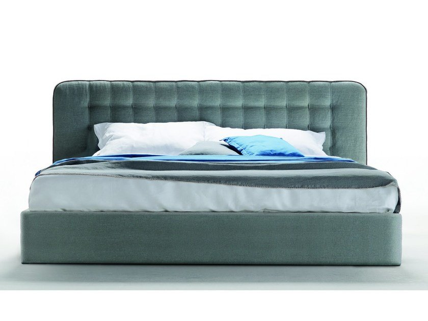 Upholstered Bed Dedalo By D 233 Sir 233 E Divani Design Simone Micheli
