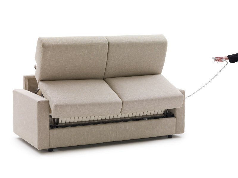 Sofa Bed With Electric Motion Lampo Motion By Milano Bedding
