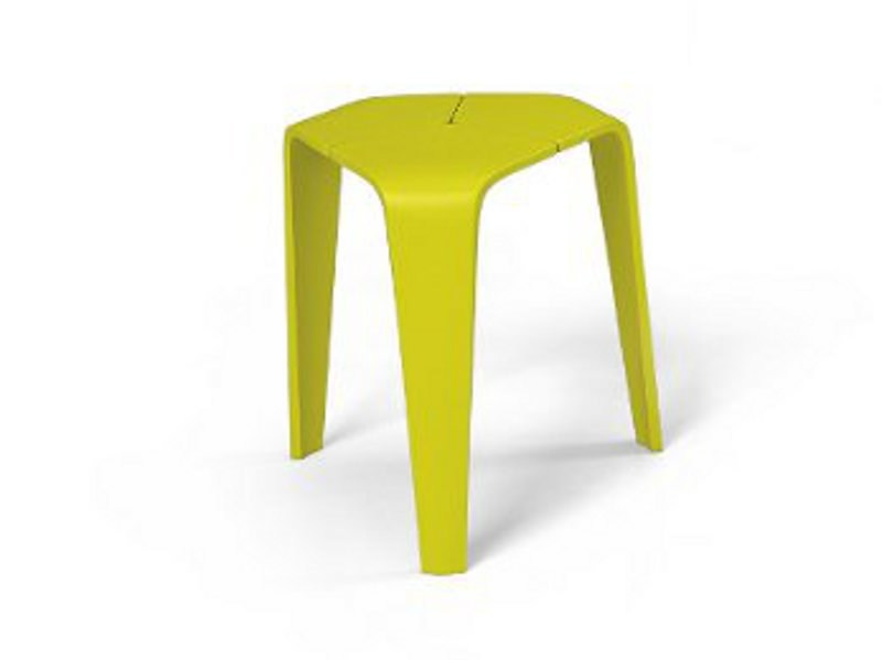 Low stackable stool HOC | Stool by Brunner