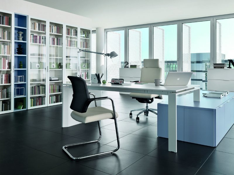 Individual office workstation MANAGEMENT | Office workstation by Zalf