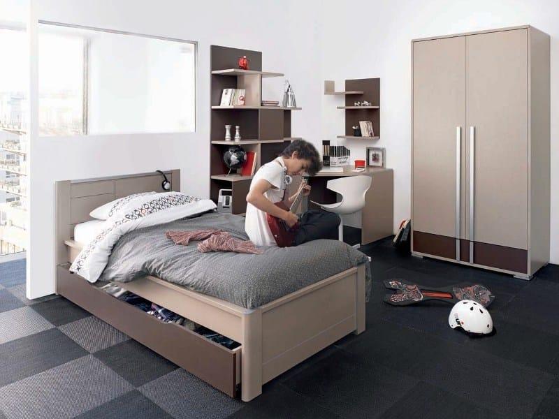 Teenage bedroom TACTIL | Bedroom set by GAUTIER FRANCE