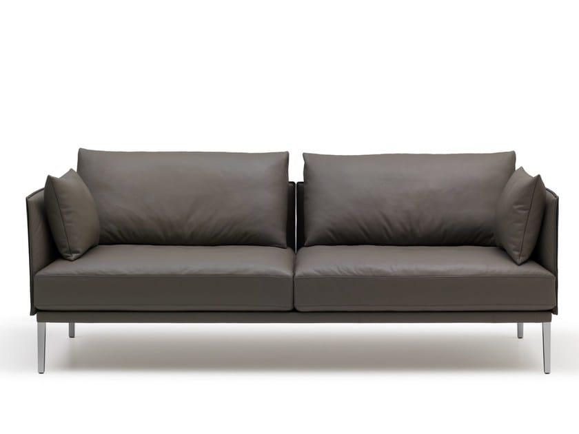 Leather sofa DS-333 | Sofa by de Sede