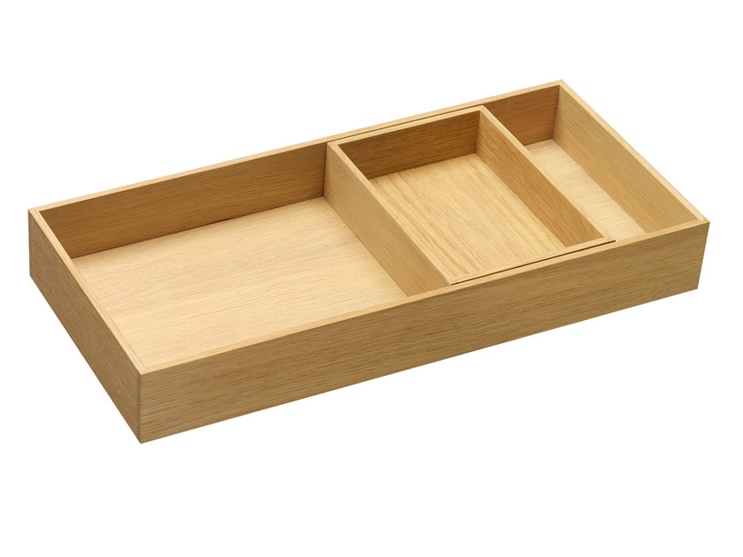 Wooden storage box OPEN by e15