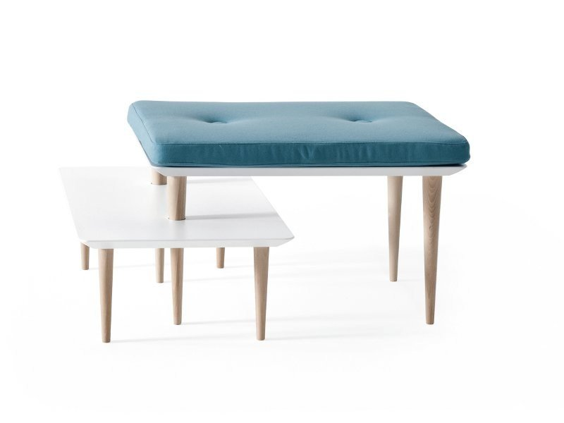 Rectangular coffee table A SONG FOR YOU by Saba Italia