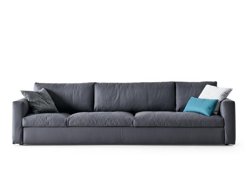 3 seater polyurethane sofa FAMILY by Saba Italia