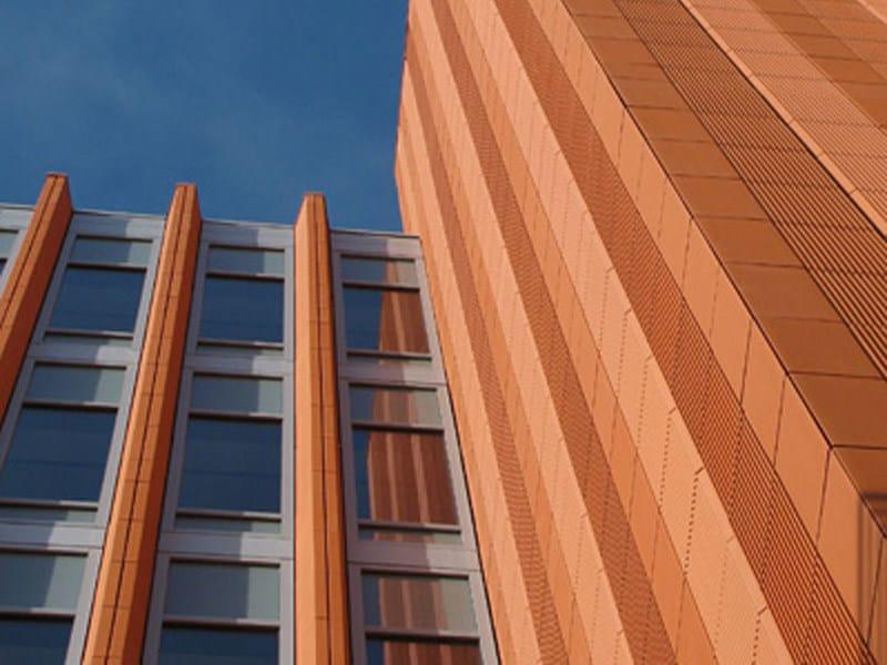 Ventilated facade MOEDING ALPHATON® by Kalikos