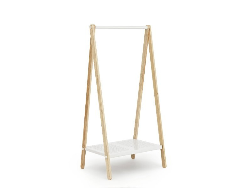 Wooden coat rack TOJ by Normann Copenhagen