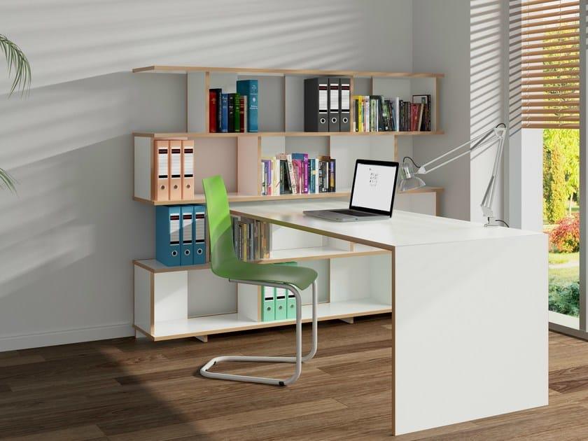 Möbel In Scrivania Mdf Anstell Tojo Rettangolare MzpGUVqS