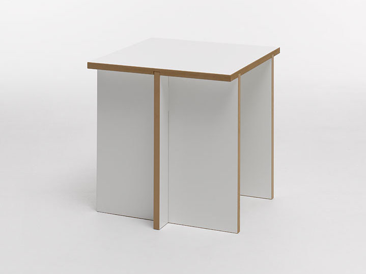 Tojo Möbel tablegroup stool by tojo möbel design björn hammer