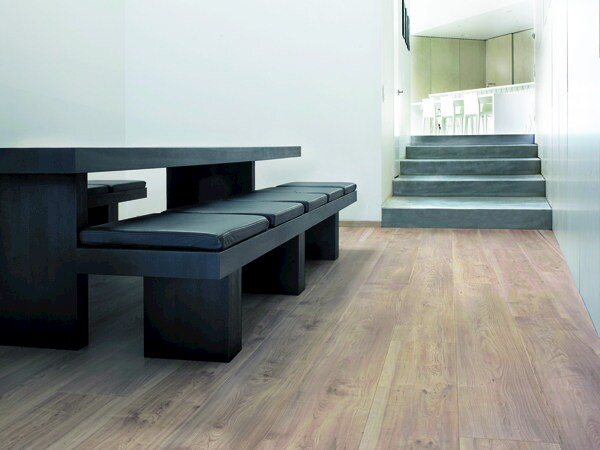 DPL flooring with wood effect BERRYALLOC - ELEGANCE by Woodco
