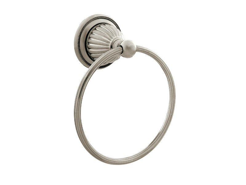 Brass towel ring ARTICA | Towel ring by Bronces Mestre