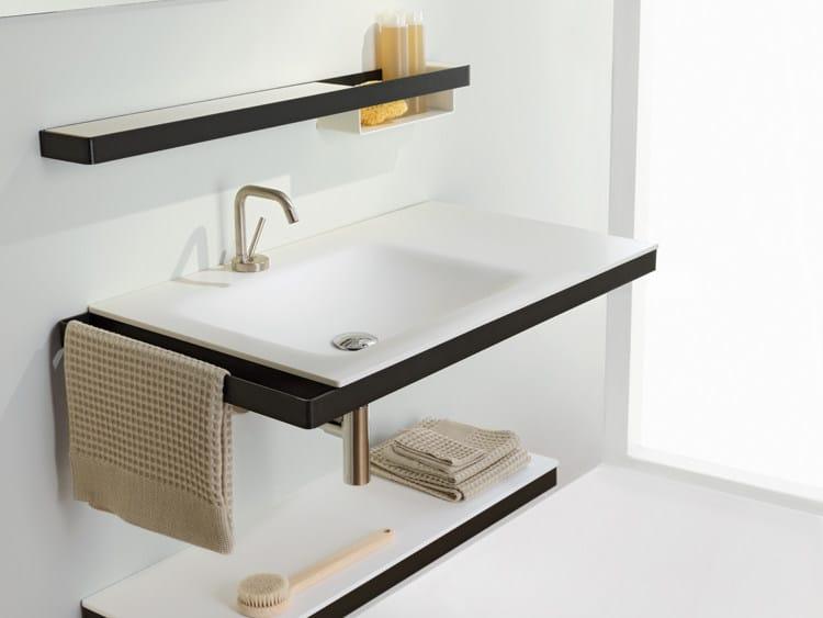 Bagno In Pietra Ricostruita : Mensola bagno in pietra ricostruita flat mensola bagno ponte giulio