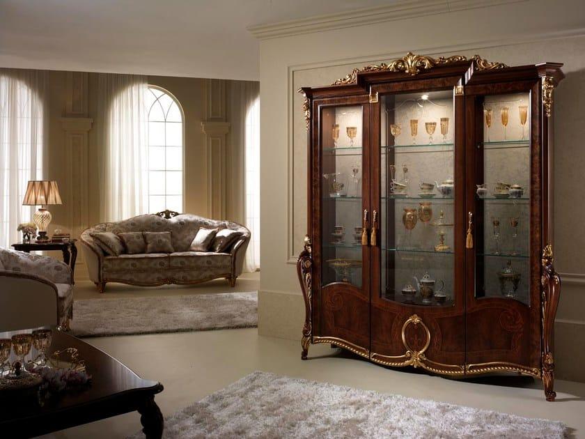 DONATELLO | Display cabinet