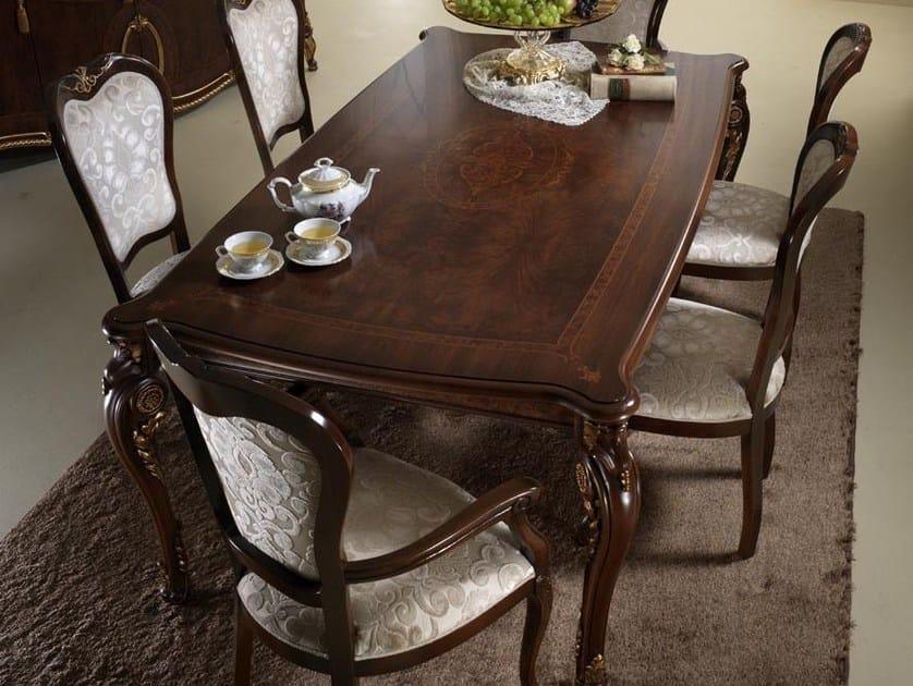 Tavoli Da Pranzo In Stile.Donatello Tavolo By Arredoclassic
