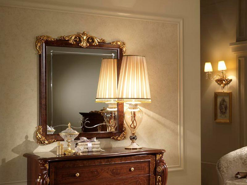 Classic style framed mirror DONATELLO | Mirror by Arredoclassic