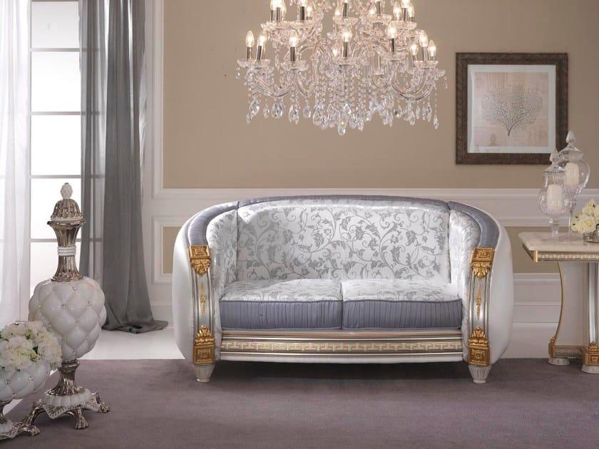 Art Nouveau 2 seater sofa LIBERTY   2 seater sofa by Arredoclassic