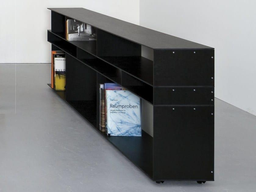 Modular bookcase DIGITAL by Sanktjohanser