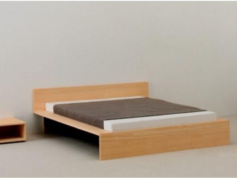 Double bed DINADREI by Sanktjohanser