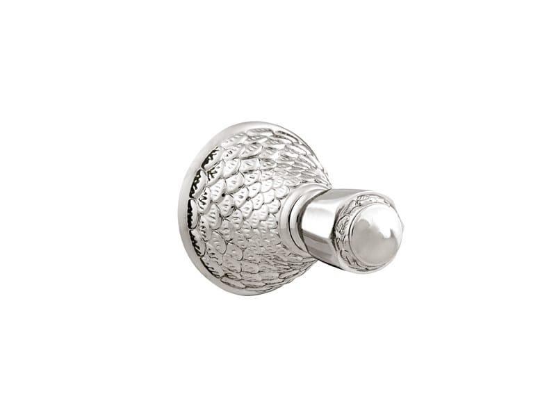 DRAGON | Porta asciugamani a gancio con cristalli Swarovski® 059075 chrome